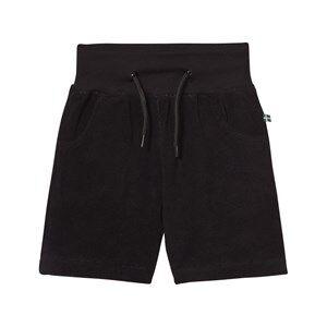 The BRAND Boys Private Label Shorts Black Cotton Terry Jonta Shorts Black