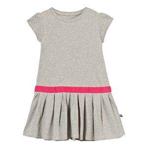 The BRAND Girls Private Label Dresses Grey Low Dress Grey Melange