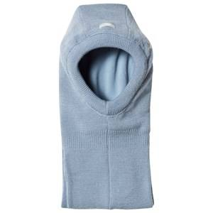 Name it Boys Headwear Blue NITFLASH WOOL BALACLAVA MZ B FO Ashley Blue