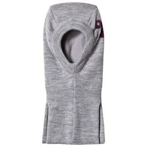 Name it Girls Headwear Grey NITFLASH WOOL BALACLAVA MZ G FO Grey Melange