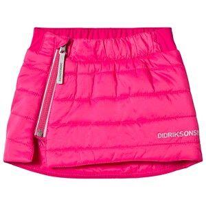 Didriksons Unisex Skirts Pink Kjol, Dala,