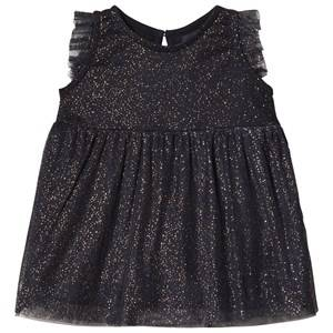 Mini A Ture Girls Dresses Navy Dita Dress, BM Sky captain blue