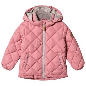 eBBe Kids Girls Commission Coats and jackets Pink Tonia Quilted Jkt Dusty Pink