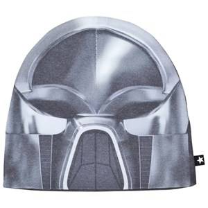 Image of Molo Boys Headwear Black Kay Hats Robot Head