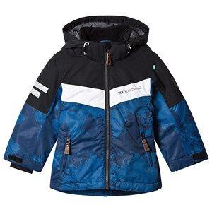 Lindberg Unisex Coats and jackets Blue Atlas Jacket Navy