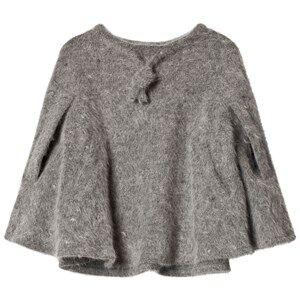Kiss How To Kiss A Frog Girls Coats and jackets Grey Doris Cape Grey