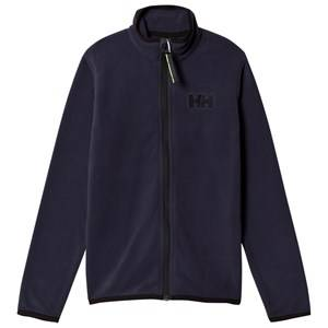 Helly Hansen Boys Fleeces Navy Navy Junior Daybreaker Mid Layer Full Zip Fleece