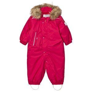 Reima Girls Coveralls Pink Reimatec® Winter Snowsuit Gotland Berry