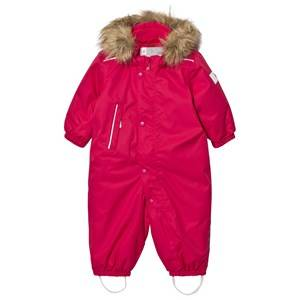 Reima Girls Coveralls Pink Reimatec® Winter Snowsuit Gotland Berry