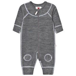 Reima Unisex All in ones Grey Overall Lauha Melange Grey