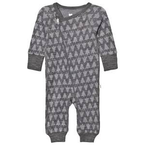 Reima Unisex All in ones Grey Overall Kasvu Melange Grey