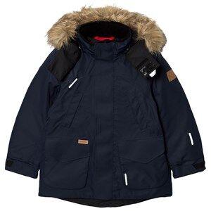 Reima Unisex Coats and jackets Navy Reimatec® Down Jacket Serkku Navy