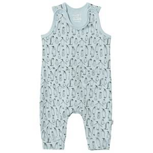 Image of Hust&Claire; Unisex All in ones Blue Jumpsuit Winter Sky