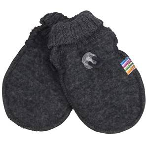 Image of Joha Unisex Childrens Clothes Gloves and mittens Black Mittens No Thumb Coke