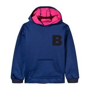 The BRAND Neoprene Hoodie Blue 80/86 cm