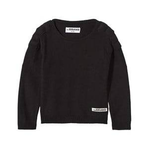 The BRAND Uni MC Knit Sweater Black 116/122 cm
