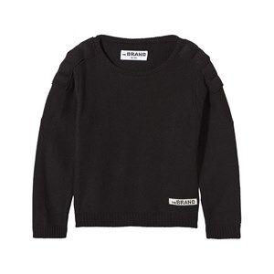 The BRAND Uni MC Knit Sweater Black 92/98 cm