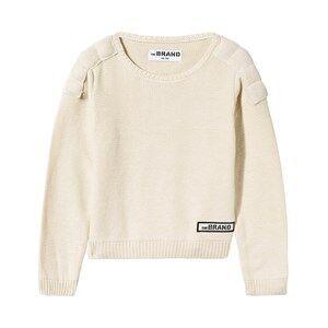 The BRAND Uni MC Knit Off White 104/110 cm