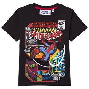 """Fabric Flavours Spider-Man """"S"""" Comic Graphic Tee 4-5 years"""
