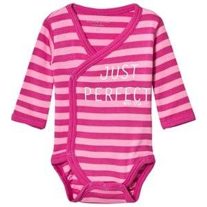 Nova Star Pink Striped Wrap Body 44/48 cm
