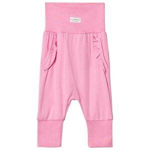 Nova Star Pink Flounce Baby Trousers 74/80 cm