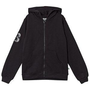 The BRAND City Hoodie Black 92/98 cm