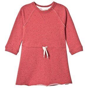 ebbe Kids Fiuma Sweat Dress Spotted Rich Pink 146 cm