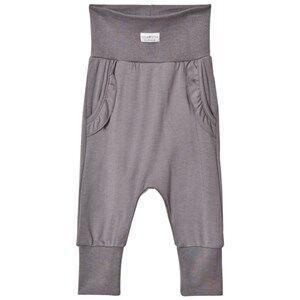 Nova Star Grey Flounce Trousers 86/92 cm