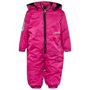 The BRAND Winter Overall Pink 56/62 cm