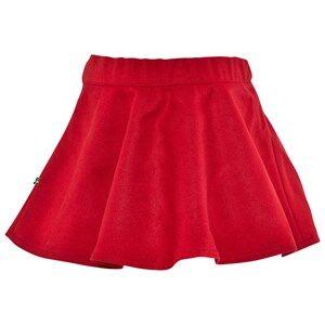 The BRAND Pocket Skirt Red 92/98 cm