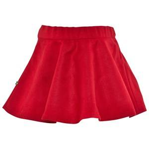 The BRAND Pocket Skirt Red 92/98 cm