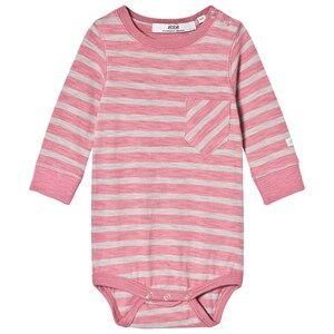 ebbe Kids Peg Baby Body Winter Pink/Grey 56 cm