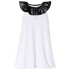 The BRAND Collar Dress White 104/110 cm