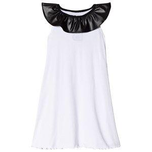 The BRAND Collar Dress White 92/98 cm