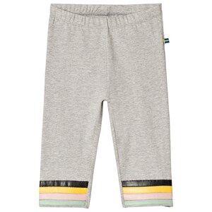 The BRAND Summer Leggings Grey Melange 128/134 cm