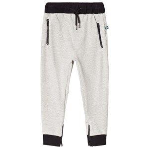 The BRAND Lit Sweats Grey Melange 80/86 cm