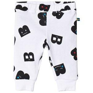 The BRAND B-Moji Baby Pants B-Mojis Print 56/62 cm