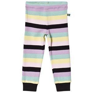 The BRAND Baby Pants Pastel Stripes 68/74 cm