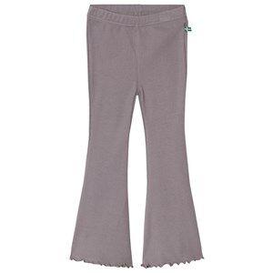 The BRAND Jazz Ribbed Pants Graphite Grey 92/98 cm