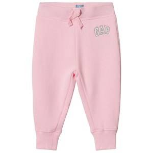 GAP Logo Pants Old School Pink 4 Years