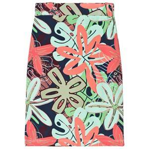 Koolabah Multicolor Flower Bomb Maxi Skirt 104 cm (3-4 Years)