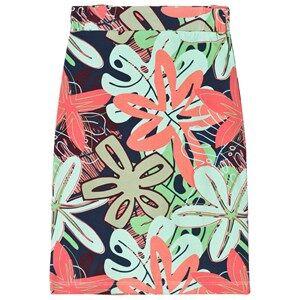 Koolabah Multicolor Flower Bomb Maxi Skirt 86 cm (1-1,5 Years)