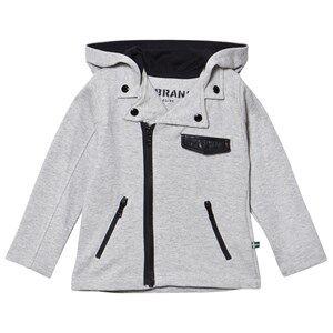 The BRAND Grey Lit Sweater 80/86 cm