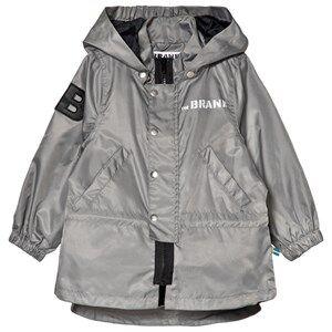 The BRAND Parka Vest Grey 104/110 cm