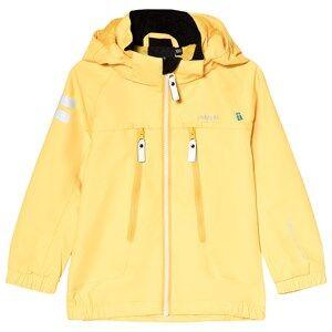 Lindberg Lingbo Jacket Yellow Shell jackets