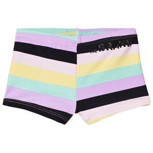 The BRAND Swim Trunks Pastel Stripe 80/86 cm