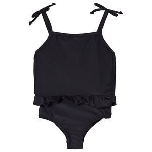 The BRAND Classic Swimsuit Black 104/110 cm