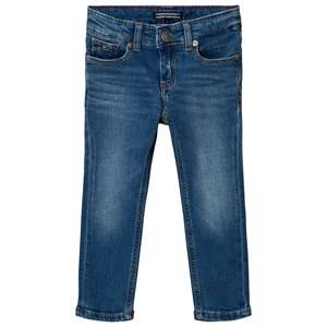 Tommy Hilfiger Dark Wash Slim Fit Scanton Jeans 98 (3 years)