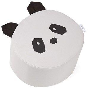 Liewood Cora Play Cushion Panda Dumbo Grey