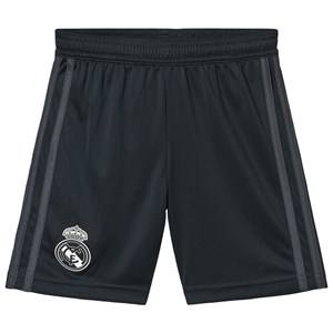 Image of Real Madrid Real Madrid 18 Away Shorts Black 15-16 years (176 cm)